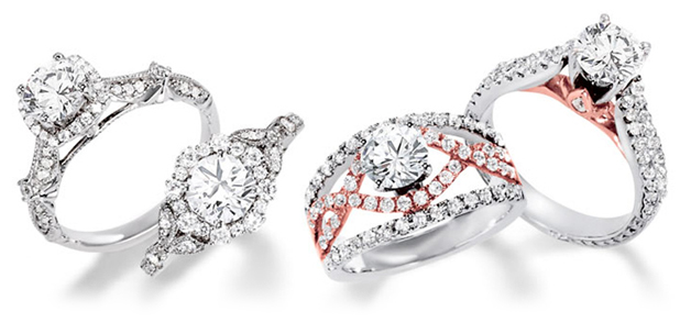 Engagement Ring Online Or Store